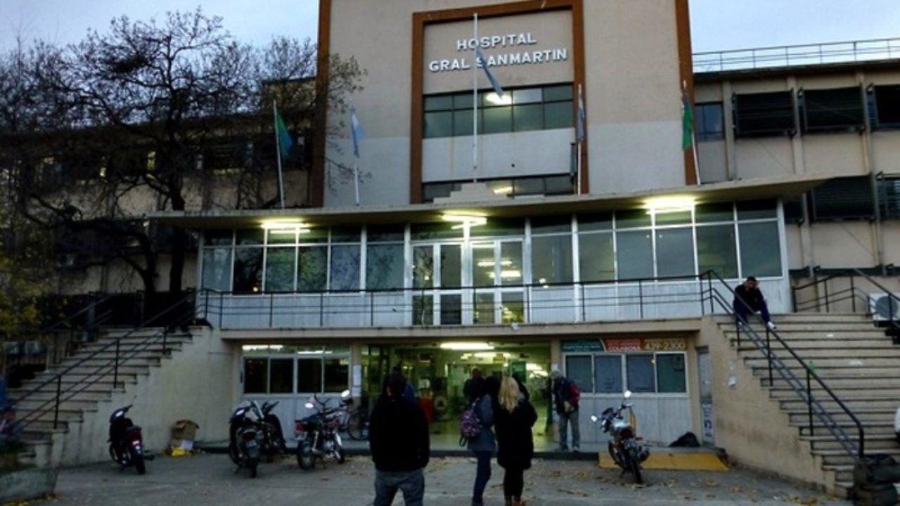 El tapicero baleado fue operado en el Hospital San Martín de La Plata