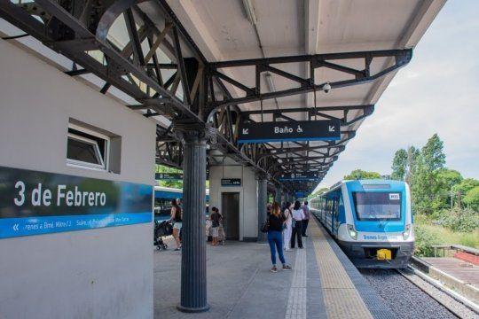 tren mitre: manana reabren las estaciones cerradas en pandemia