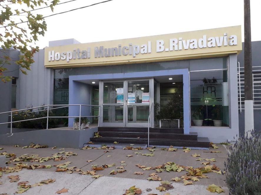 La nena abusada fue asistida en el Hospital Municipal