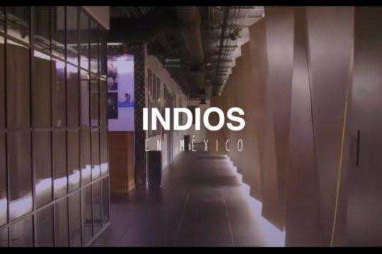 indios lanzo un documental de su paso por mexico y el festival vive latino