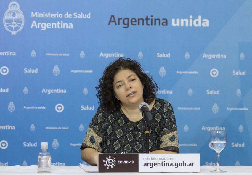Carla Vizzotti, flamante ministra de Salud, convocó al Conain para continuar con la vacunación