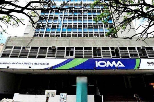 medicos lanzaron duras acusaciones contra ioma y esperan que la proxima gestion resuelva el conflicto