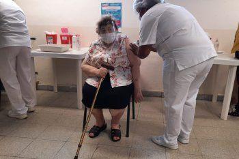 La Provincia refuerza el plan de vacunación para personas mayores de 60 años
