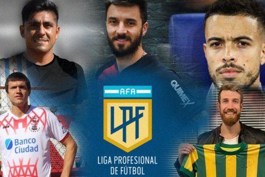 Mercado de pases, asi se arman los equipos de la Liga Profesional de fútbol