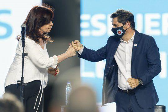 Cristina y Kicillof denunciaron que fueron víctimas del lawfare en la causa dólar futuro.