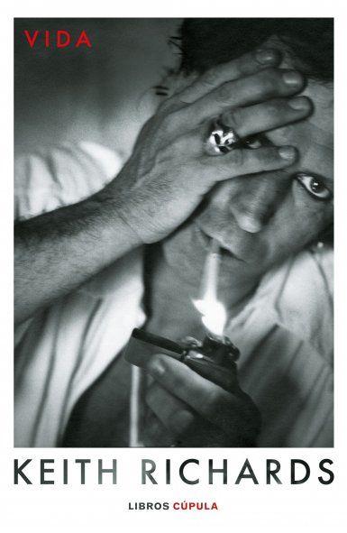 """Keith Richards publicó hace una década """"Life"""", un libro con sus memorias."""