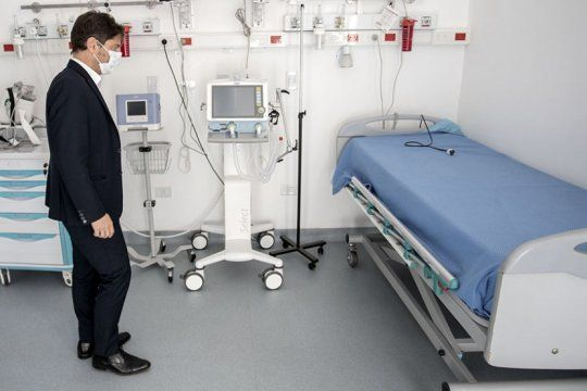 kicillof inaugura cinco centros de atencion primaria para la salud