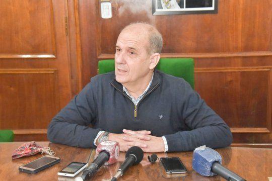 El intendente de Pehuajó, Pablo Zurro, defendió a Kicillof de las acusaciones de Barroso.