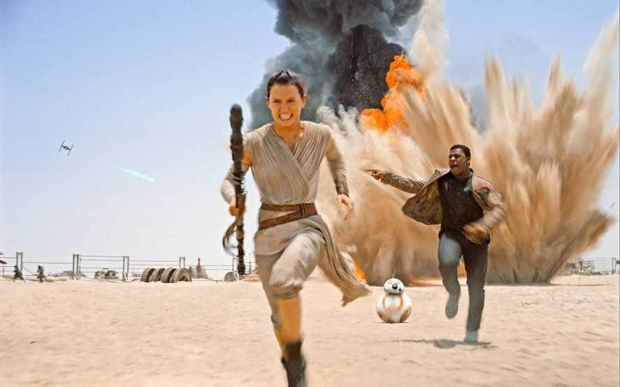 Con entrada libre y gratuita, llega el séptimo episodio de Star Wars a un cine de La Plata