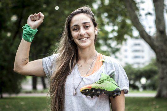 la pelea por el futbol femenino profesional: ?la principal barrera esta en afa, la plata esta?