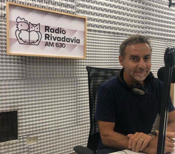Luis Majul contó cómo fue el robo al aire de su programa de radio