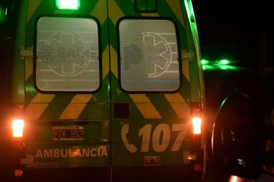 El ciclista de 34 años fue baleado en la cabeza en 47 entre 20 y 21