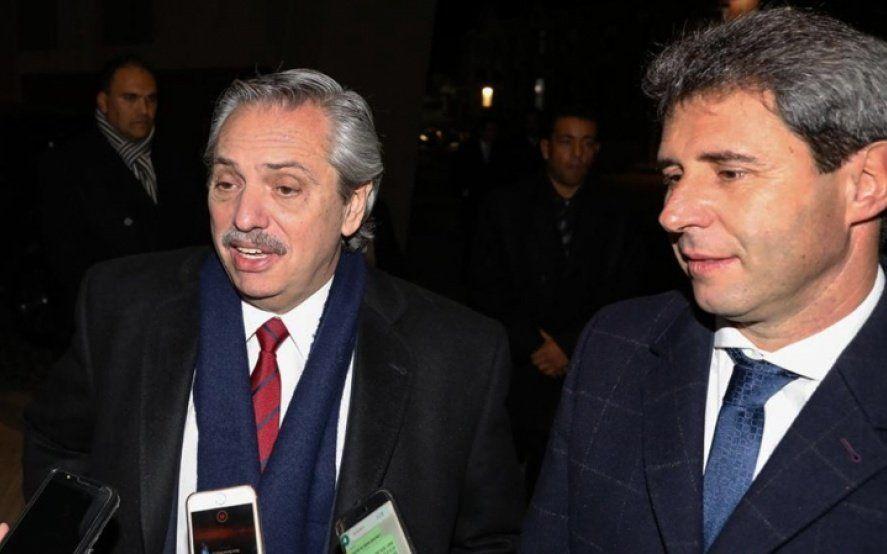 Alberto Fernández dijo que estudió las causas contra Cristina y defendió su inocencia