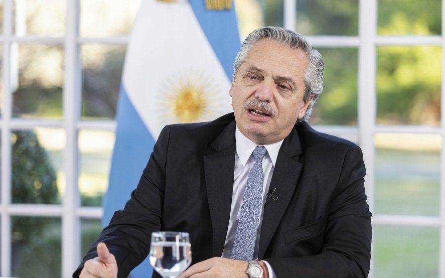 Alberto Fernández dijo Todes y se armó la polémica en las redes