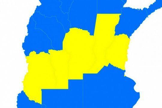 ?argentina del centro?, la insolita campana para que las provincias en donde gano macri formen un estado independiente