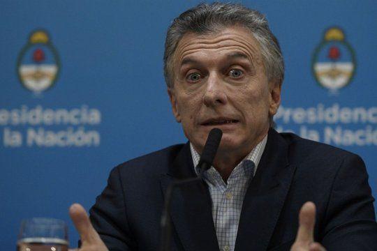 causa correo: macri califico de abuso militante el rechazo de su oferta