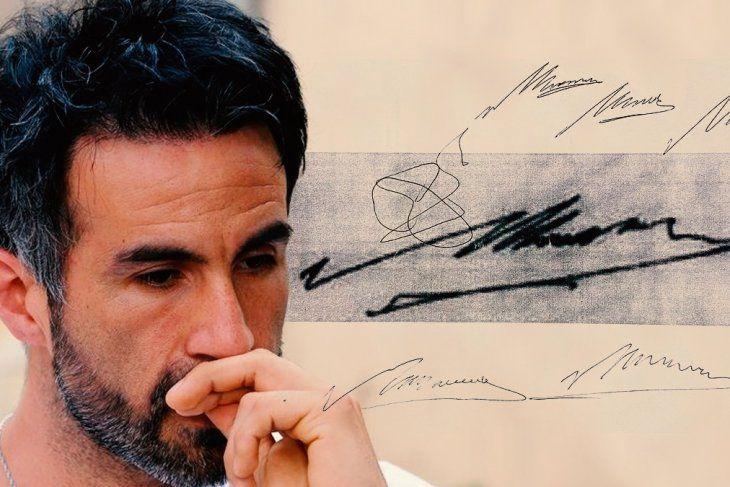 La Justicia confirmó que la firma de Diego Maradona fue falsificada: Leopoldo Luque quedó contra las cuerdas.