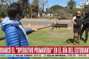 Quién es Diego Bussolini, el supuesto agresor de Robertito Funes