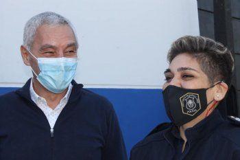 Fabián Cagliardi, intendente de Berisso, fue quien radicó la denuncia