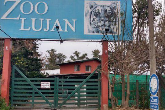 Los dueños del zoológico de Luján deben presentar un plan de reconversión