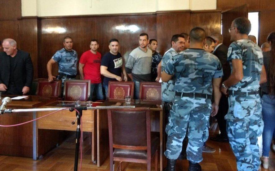 Causa de los sobres: la fiscalía pidió entre 8 y 9 años de prisión para los ex jefes policiales