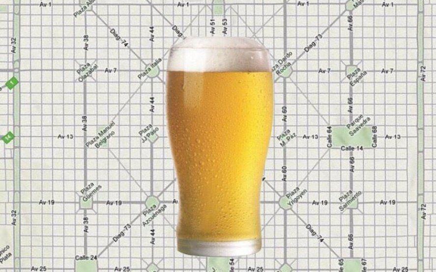 """Crean un Instagram con todos los Happy Hour de cervecerías platenses """"para hacerle frente a la macrisis"""""""