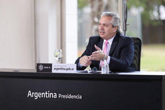 alberto fernandez presenta el proyecto de reforma judicial