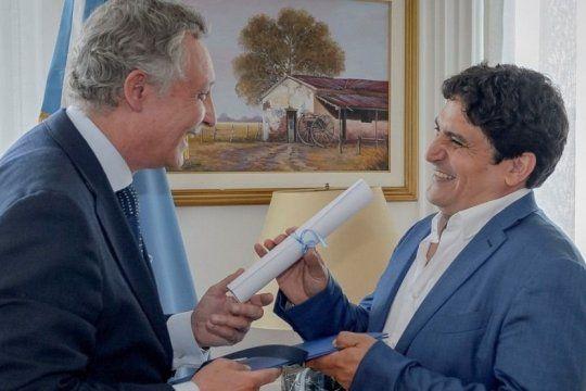 reconocen con el premio ?argentinos en el mundo? a un destacado cocinero platense