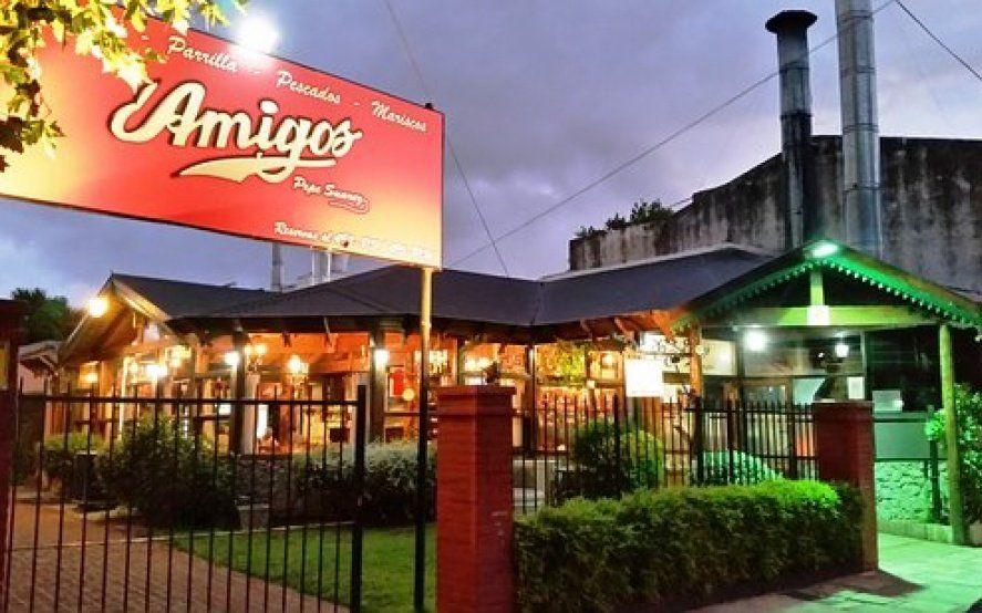 """Adiós Amigos"""": El emblemático restaurante marplatense que cerró sus puertas por la crisis"""