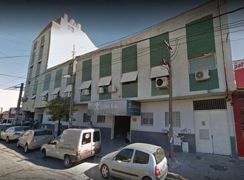 La clínica Ceni quedó en la mira de la justicia por la muerte de la paciente