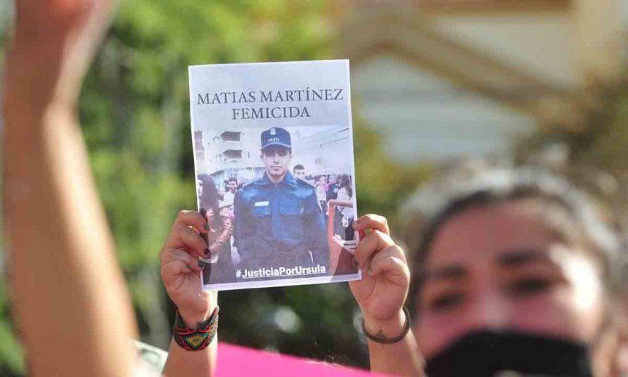 La justicia de Junín condenó a 4 años a Matías Martínez por violencia de género