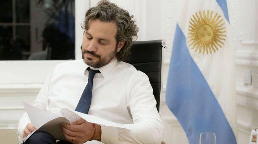 Cafiero encabeza un acto en Bahía Blanca junto a Katopodis y de Pedro