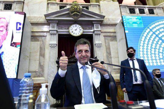 El Frente de Todos cuenta con los votos en Diputados para sacar el Aporte Extraordinario.