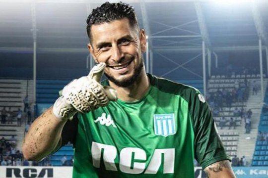 Show de atajadas: Arias figura de Racing en la fecha 2 de la Copa de la Liga.