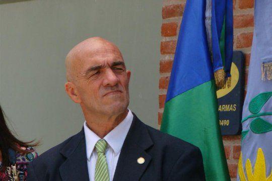El fiscal Eduardo Elizarraga, fiscal de Pinamar