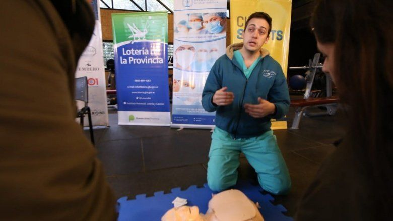 Jornada RCP: Entrá y conocé cómo proceder ante un accidente cardiorrespiratorio