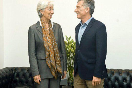 profecia autocumplida: el fmi podria pedir un ajuste extra de 60 mil millones de pesos por la recesion