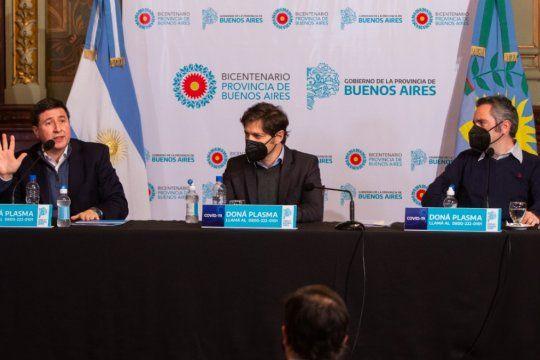 Daniel Arroyo y Andrés Larroque, sin grietas, aunque con distintas opiniones sobre el IFE.