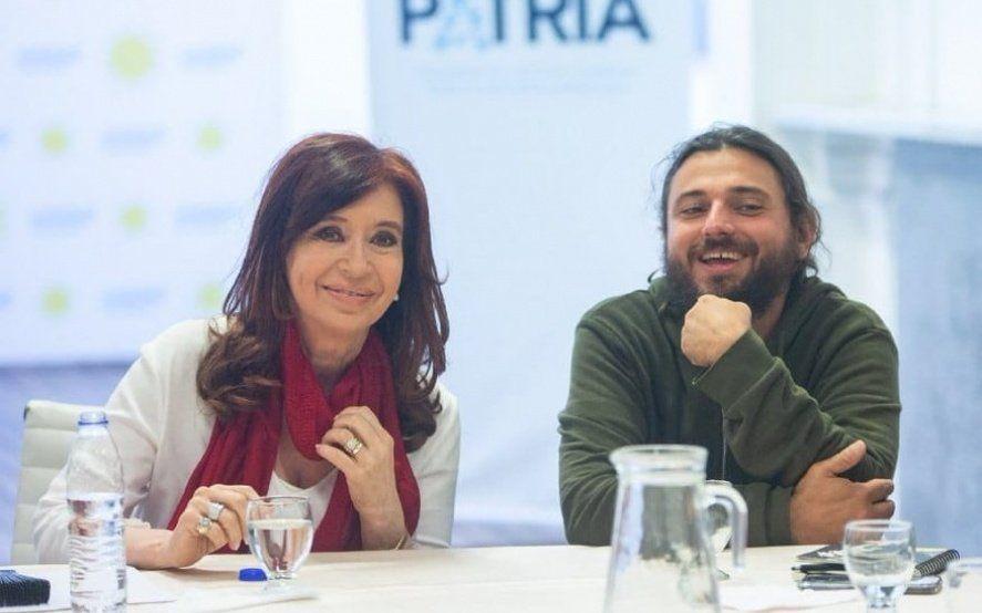 """Grabois le pide a Flor K que """"siga el ejemplo de Stornelli"""" y no vuelva al país hasta octubre"""