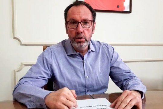 Walter Torchio, intendente de Carlos Casares, dio positivo de coronavirus