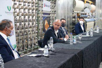 El Gobierno anunció $3.000 millones en créditos para PyMEs y que promoverá exportaciones a Brasil