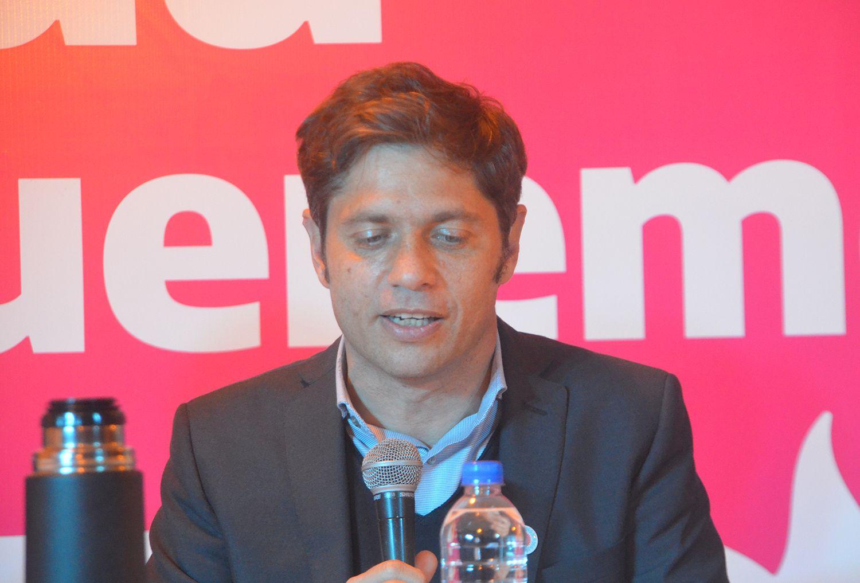Axel Kicillof habló sobre las vacantes en el BAPRO y la Suprema Corte bonaerense