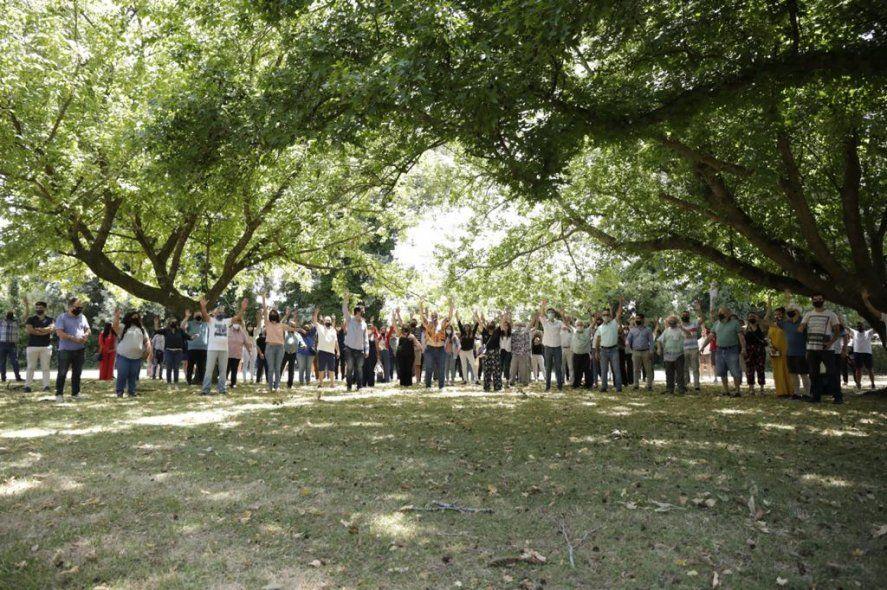 El respaldo de la UCR de Mar del Plata a Maxi Abad