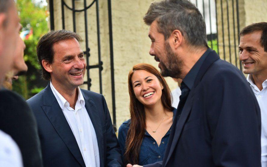 Intendente K recorrió su distrito junto a Marcelo Tinelli y crecen las sospechas de candidatura