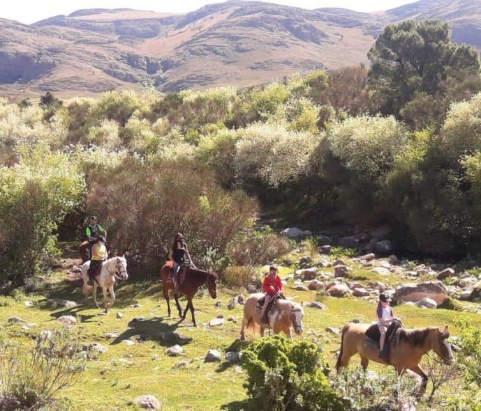 4 opciones para cabalgar por los paisajes bonaerenses