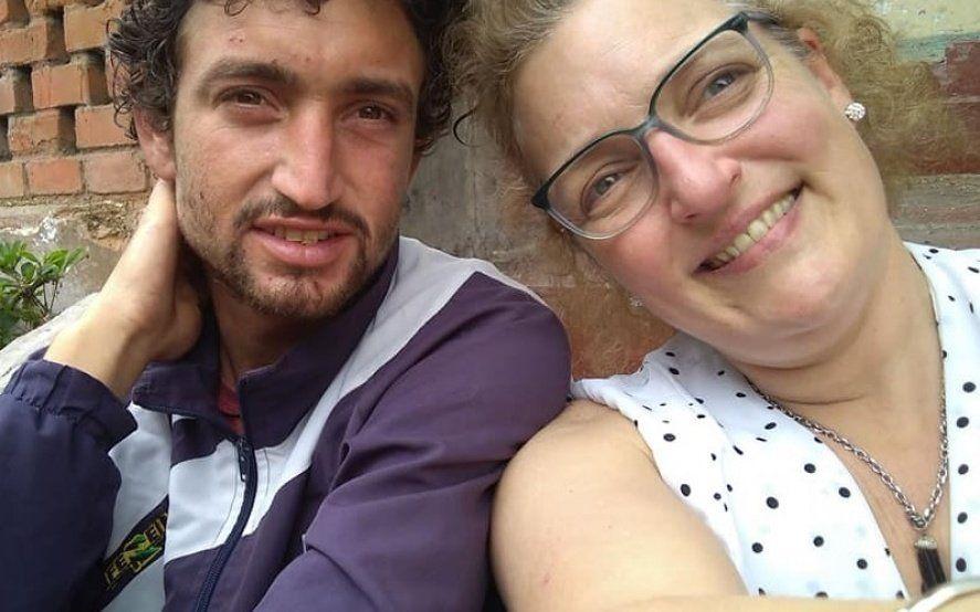 """La cruzada de una madre que viajó a Perú en busca de su hijo desaparecido: """"Nunca dudé que iba a encontrarlo"""""""