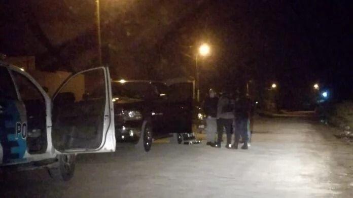 tres arroyos: millonario asalto a un vendedor de autos