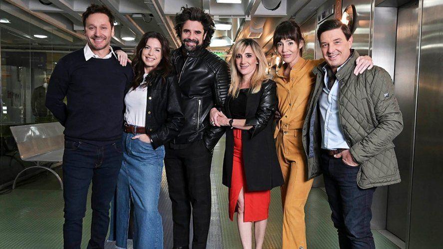 Paramount+ estrenará series de Susana Giménez, Pampita y Marley