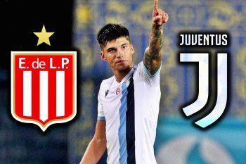 Juventus va por Correa y puede darle una gran noticia a Estudiantes