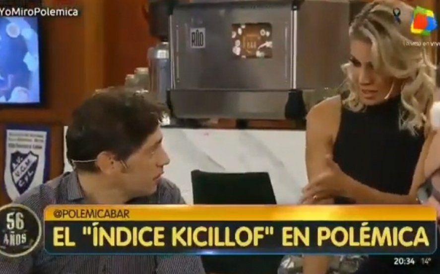Virginia Gallardo le realizó una propuesta económica a Kicillof y generó polémica